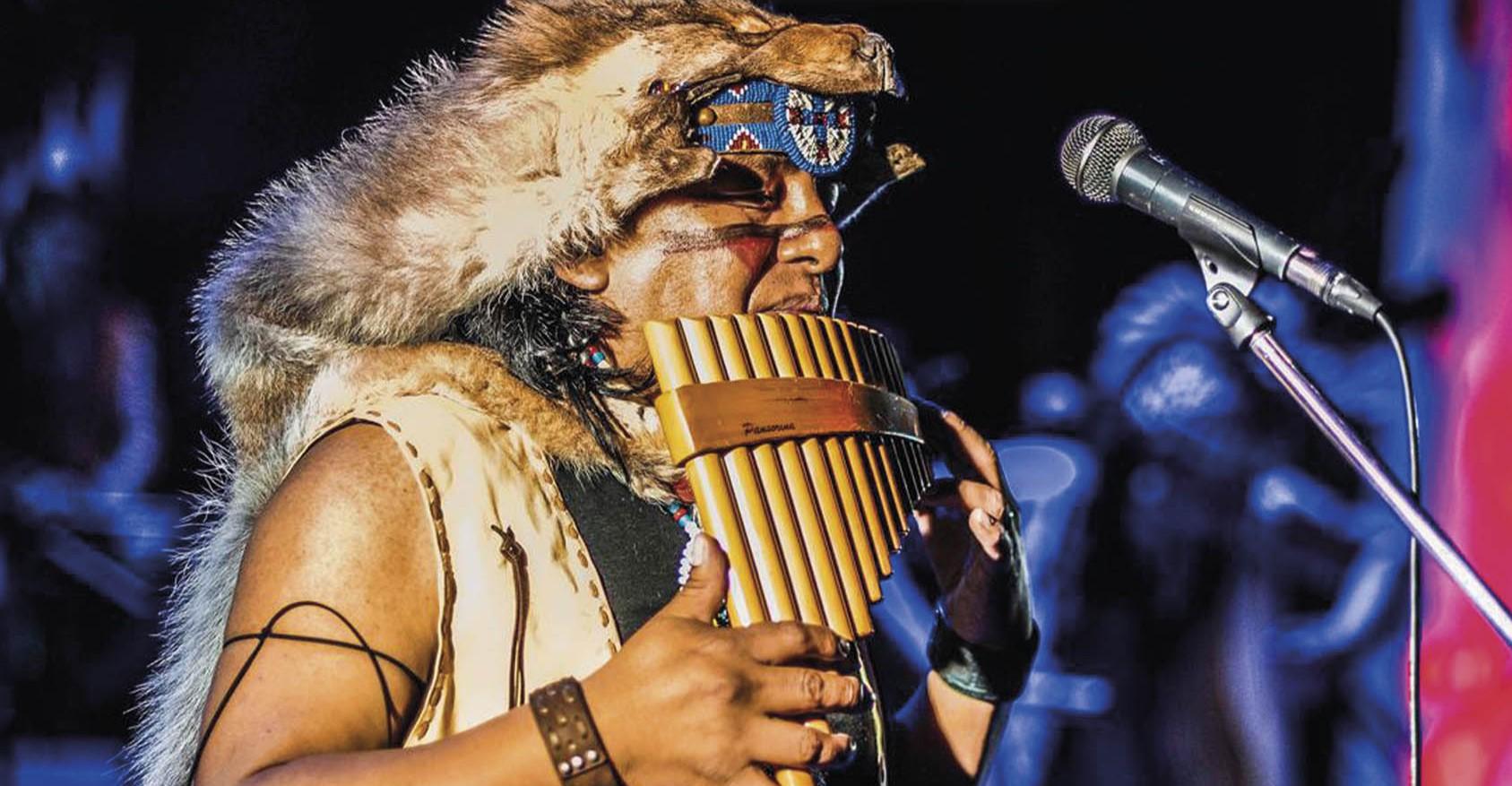JAŚ WĘDROWNICZEK: Koncert zespołu EL SIKURI
