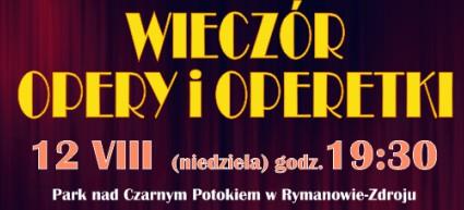 Wieczór Opery i Operetki