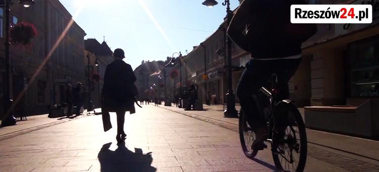 Piękna złota jesień w Rzeszowie (FILM)