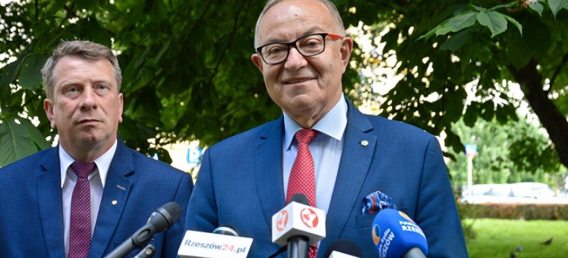 Poseł Kasprzak pogratulował Fijołkowi: Imponujący wynik (VIDEO, ZDJĘCIA)