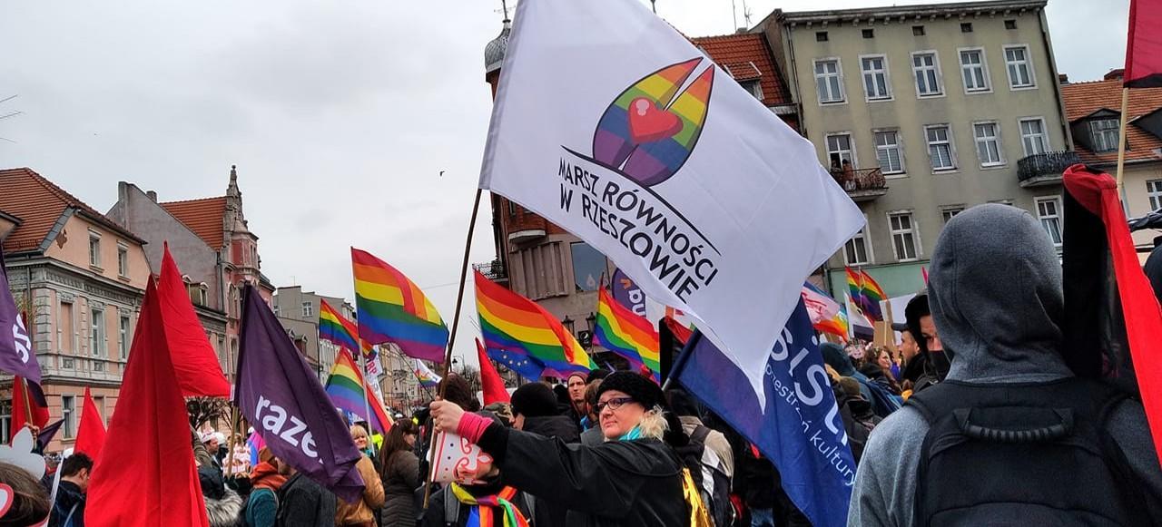 RZESZÓW: W sobotę II Marsz Równości. Znamy trasę!