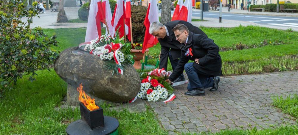 LESKO: 230. rocznica uchwalenia Konstytucji 3 Maja (ZDJĘCIA)