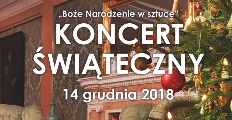 PIĄTEK: Świąteczny koncert w łańcuckim Zamku