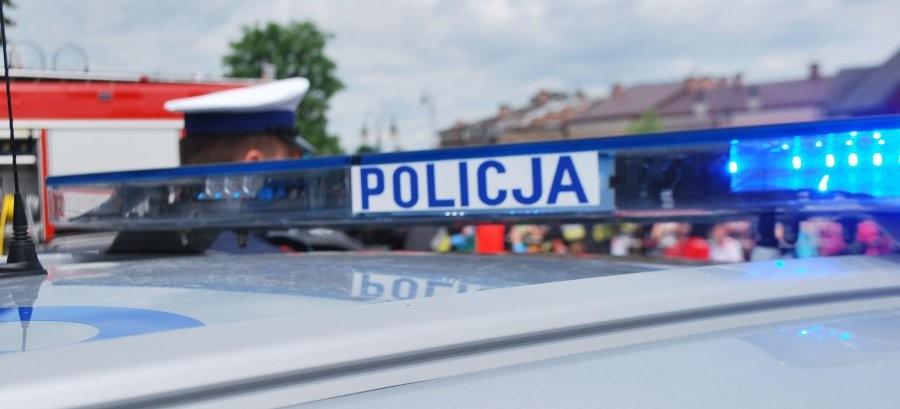 LUBACZÓW: Policyjny pościg za 18-latkiem
