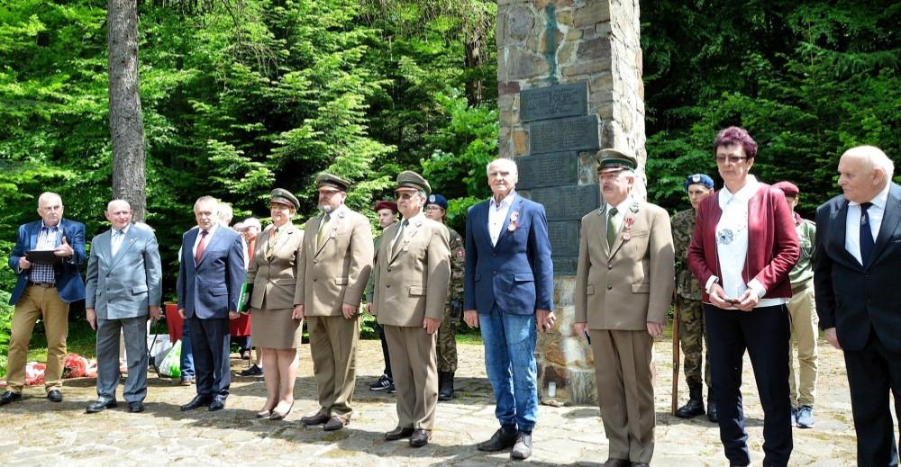 Pamięci Żołnierzy strażnicy WOP Jasiel (ZDJĘCIA)
