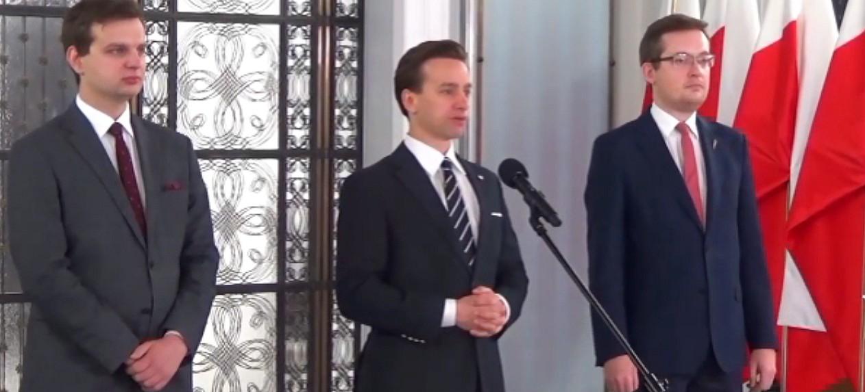 Krzysztof Bosak skrytykował chaos związany z wyborami (VIDEO)