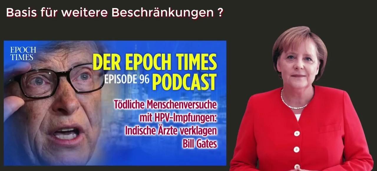 Sytuacja w NIEMCZECH Angela Merkel- OBOWIĄZKOWE SZCZEPIENIA?- UDOSTĘPNIJ!
