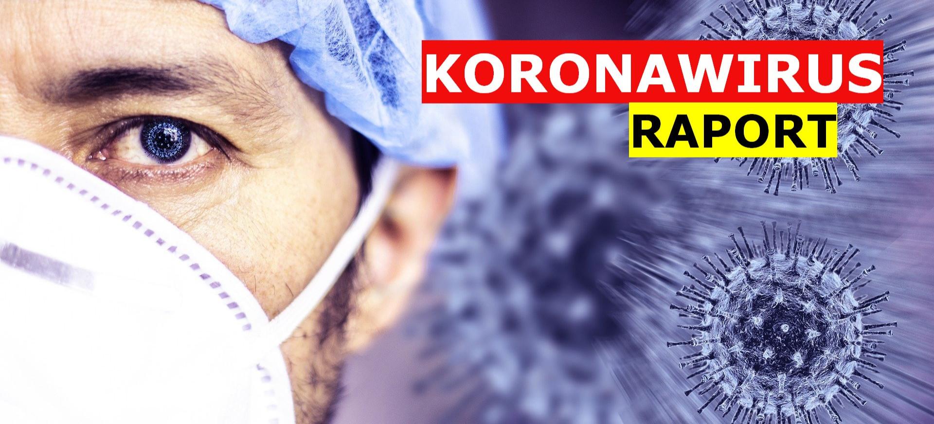 22 nowe zakażenia koronawirusem na Podkarpaciu