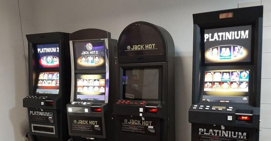 Zabezpieczono nielegalne automaty do gier [ZDJĘCIA]