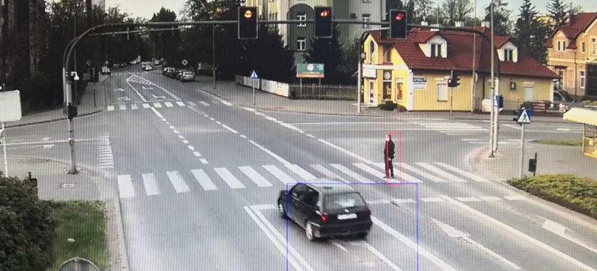 Tak jechał samochodem pijany 19-latek. Śmiertelne zagrożenie (VIDEO)