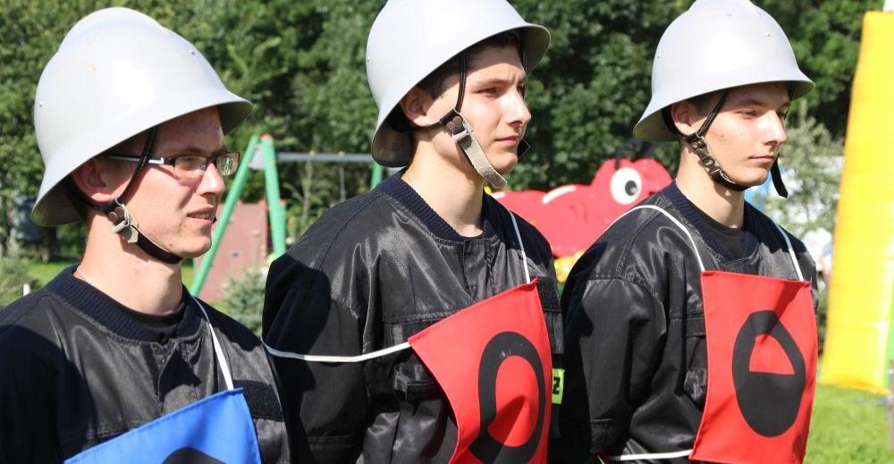GMINA BUKOWSKO: Strażacka rywalizacja z piękną pogodą i świetną zabawą w tle (FILM, ZDJĘCIA)
