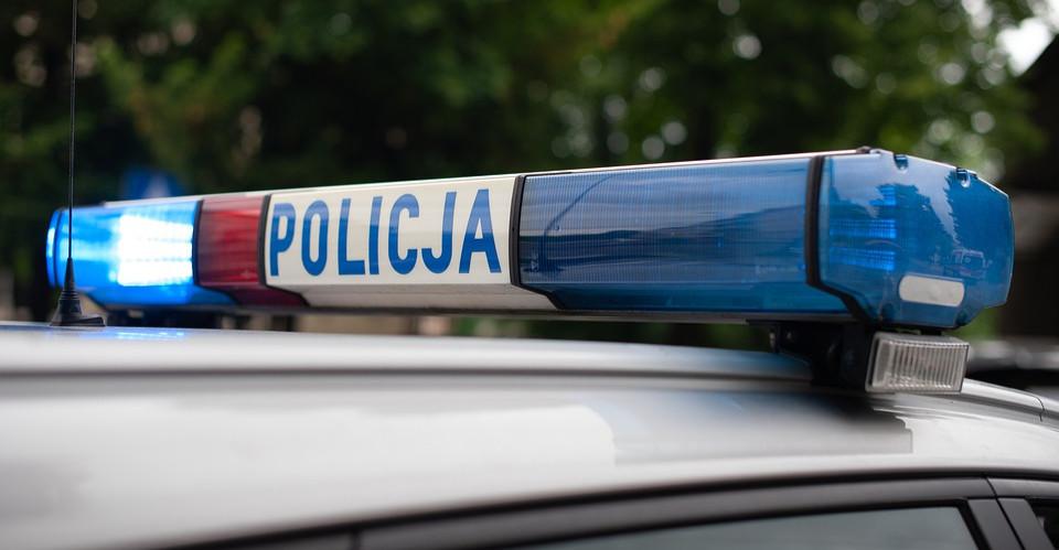 Jasielski policjant pomógł uratować życie nieprzytomnej kobiecie