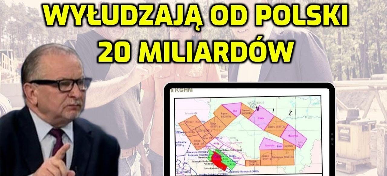 Krzysztof Tytko ujawnia 20 MLD roszczeń arbitrażowych ukrywanych przez rząd PiS