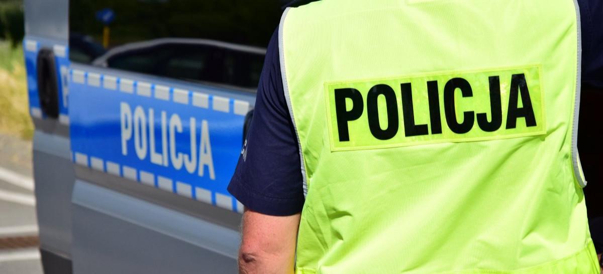 Policyjny pościg. 25-latek miał 4 zakazy prowadzenia pojazdów!