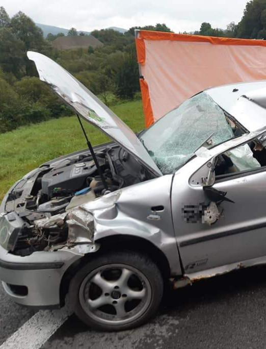 Tragedia na drodze. Nie żyje 17-letnia dziewczyna (ZDJĘCIA)