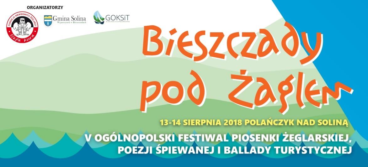 Festiwal Bieszczady pod Żaglem 2018