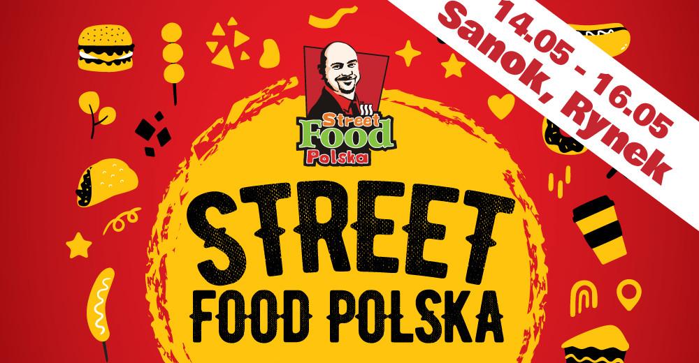 Zapraszamy na Street Food Polska Festival w Sanoku!