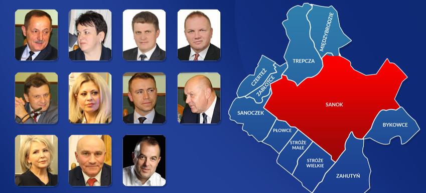 Większość radnych powiatowych chce uszanowania woli mieszkańców wsi. Sesja nadzwyczajna