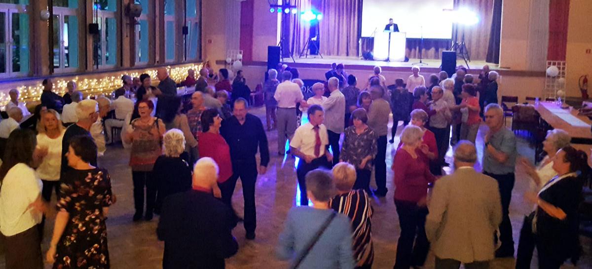 Potańcówki Miejskie dla Seniorów również w grudniu!