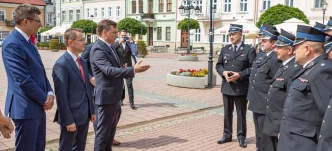 ZIOBRO W SANOKU: Przyjeżdżam tutaj z sentymentem (VIDEO, FOTO)