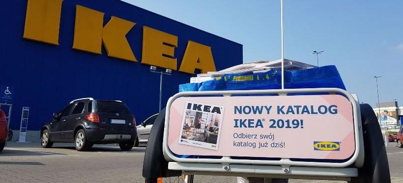IKEA rozda swoje katalogi w Rzeszowie