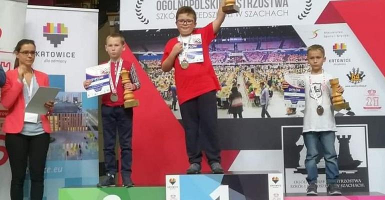 Wicemistrzostwo Polski Dawida Futymy! (FOTO)