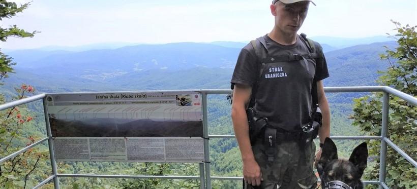 PODKARPACIE. Strażnik graniczny uratował życie 60-latka!