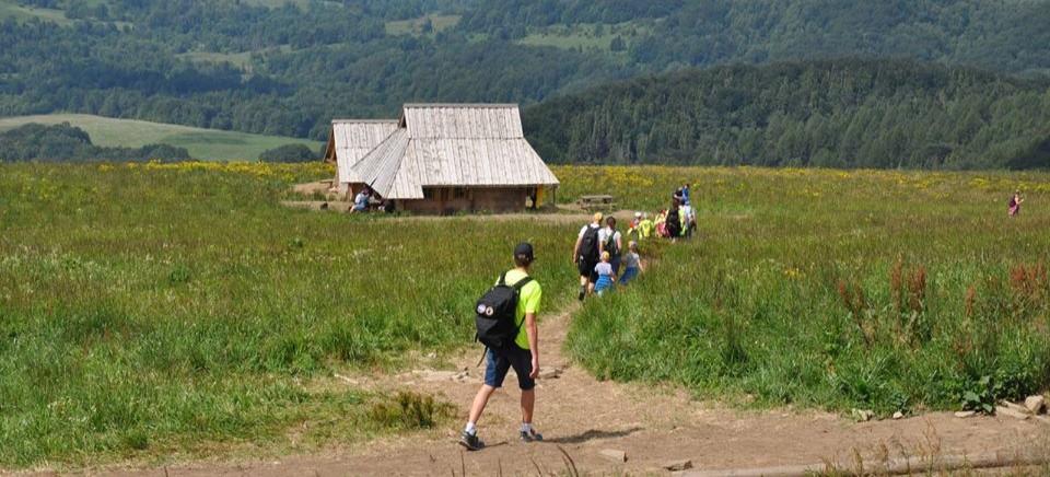 W czerwcu tłumy w Bieszczadach! Turyści policzeni