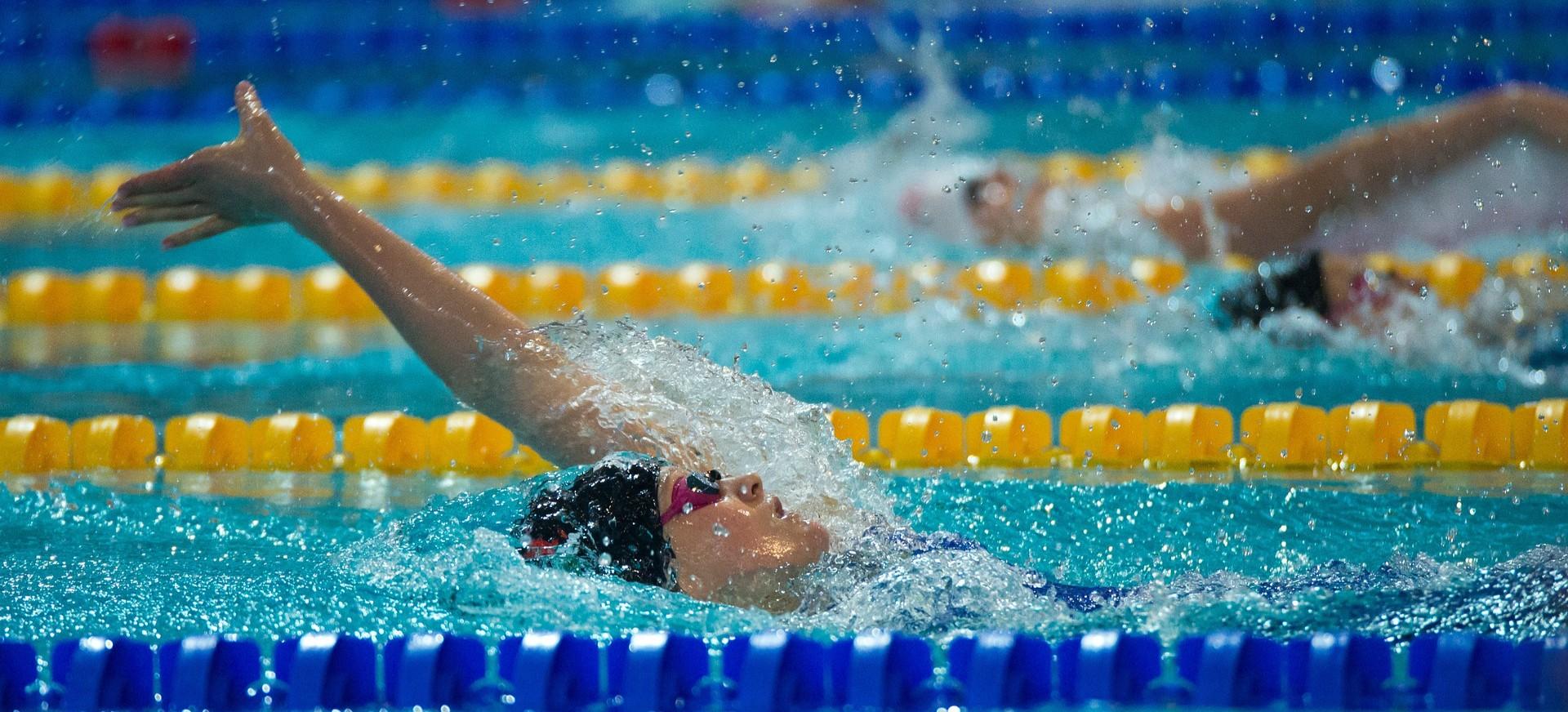 PŁYWANIE: Pierwsze zawody tej rangi w Lesku. Wkrótce międzynarodowe mistrzostwa