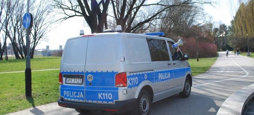 KORONAWIRUS. Rzeszowscy policjanci apelują, by pozostać w domach! (WIDEO)