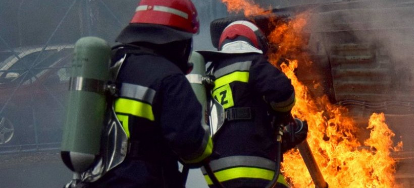JAROSŁAW. Tragiczne skutki pożaru kamienicy. Nie żyje 65-latka