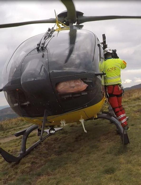 Śmierć na Szerokim Wierchu. 59-latka nie udało się uratować