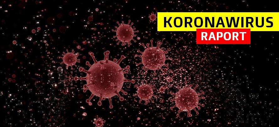 COVID-19. 152 zakażenia na Podkarpaciu, 10 zgonów
