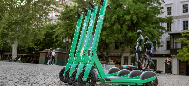 Bolt uruchamia w Rzeszowie hulajnogi elektryczne!