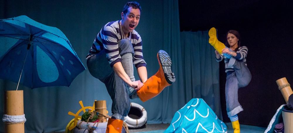 """""""Statek Noego"""" – spektakl dla dzieci od 1,5 roku życia"""