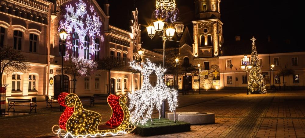 Pozostajemy w świątecznym nastroju! (ZDJĘCIA)