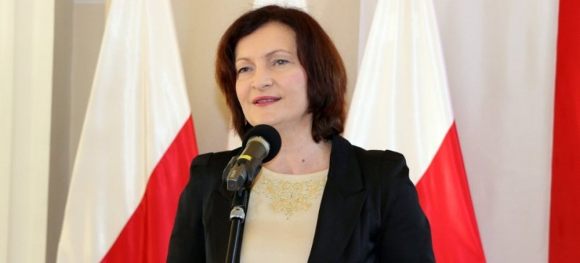 Ewa Leniart zrezygnowała z funkcji wojewody podkarpackiego