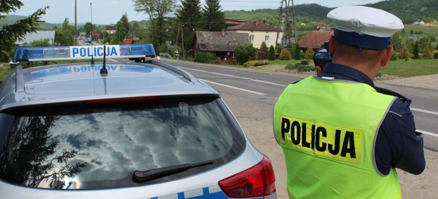 W Besku trzech kierowców straciło prawo jazdy. Kolejnych dwóch w Sanoku i w Długiem