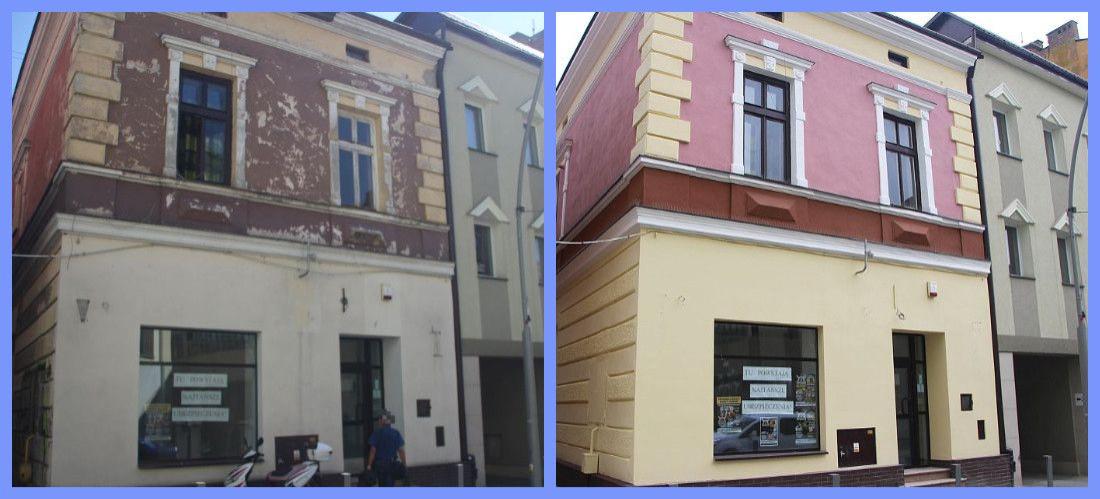 Skuteczna interwencja: SPGM wyremontowało budynek w centrum miasta!