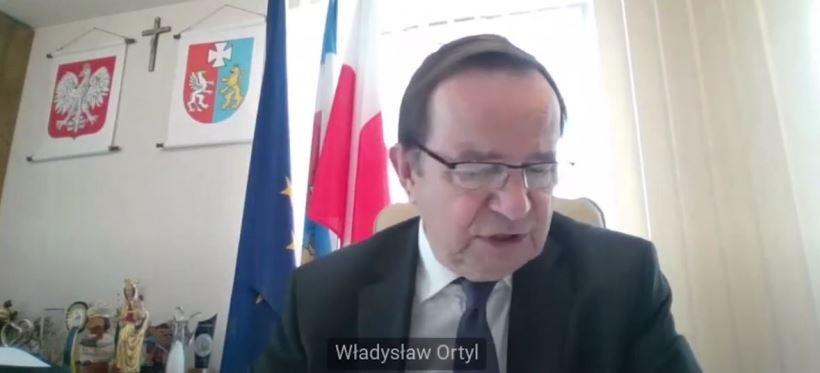 Marszałek Ortyl apeluje o udział w szczepieniach (WIDEO)