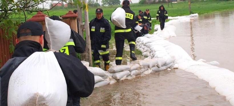 RZESZÓW. Strażacy i urzędnicy sprawdzają rowy i przepusty. Decyzja prezydenta