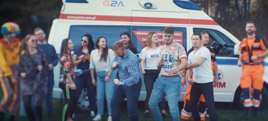 """""""Serce piko"""" hitem internetu? Rzeszowscy ratownicy stworzyli cover piosenki Despacito (WIDEO)"""