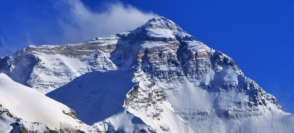 Sanoczanin wszedł na Mount Everest