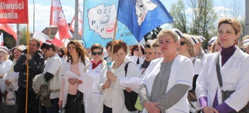 RZESZÓW. Zarząd województwa rozmawiał z pielęgniarkami KSW nr 2 [KOMUNIKAT]