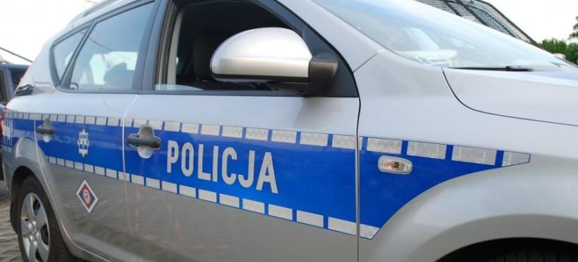 Wypadek na Cieplińskiego w Rzeszowie! Ranny motocyklista