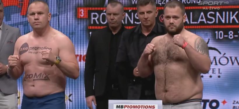 BOKS. Łukasz Różański wygrał przez KO z Łotyszem Kalasnikovsem! (WIDEO)