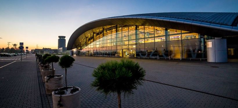 Lotnisko w Jasionce w czołówce polskich lotnisk regionalnych!