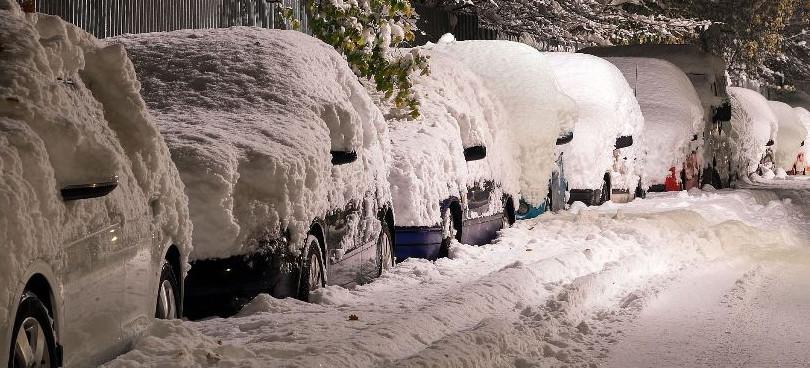 OSTRZEŻENIE! Marznące opady deszczu oraz intensywne opady śniegu