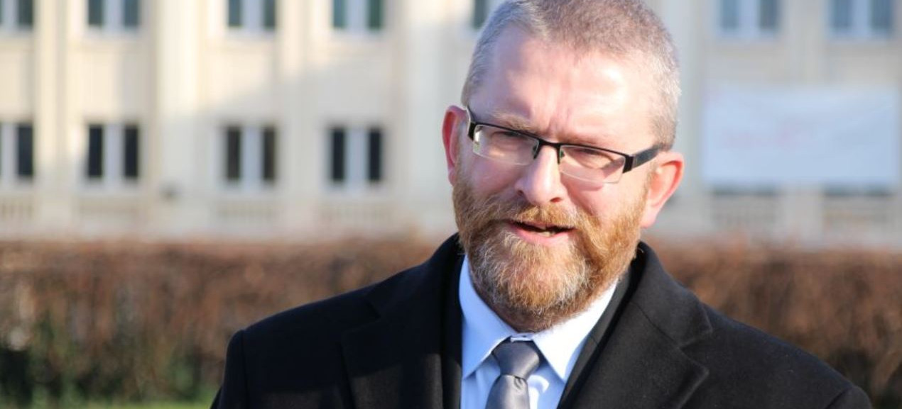 Grzegorz Braun kandydatem na prezydenta Rzeszowa! (VIDEO)