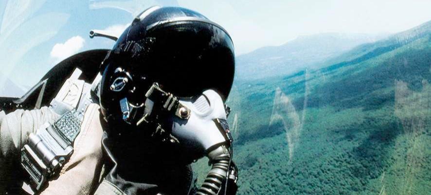 JASIONKA: I ty możesz zostać pilotem F16!